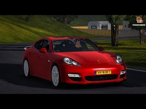 Porsche Panamera 2010 Rework by Gambarotto