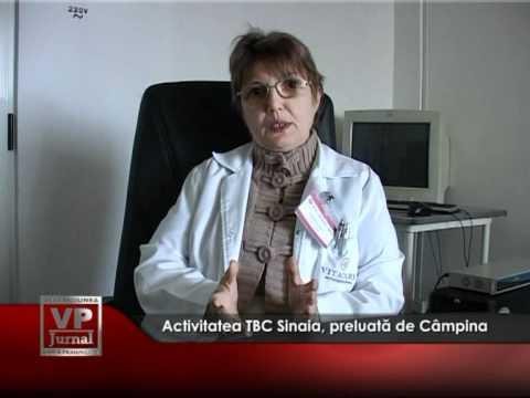 Activitatea TBC Sinaia, preluată de Câmpina