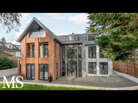 TOURING A £5,000,000 LONDON MANSION *INSANE UNDERGROUND POOL*