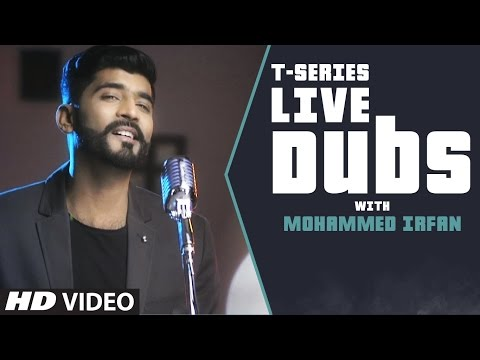 LIVE: T-Series Acoustics Live Dub with Mohammed Irfan