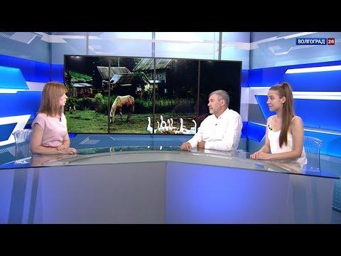 Андрей Прошаков, фермер. Марина Карпова, режиссер театрального проекта