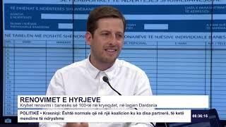 STUDIO E HAPUR - RENOVIMET E HYRJEVE 22.04.2019