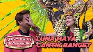 Video Bagai Bidadari, Luna Maya Cantik Banget Pakai Kostum Tradisional - Suka Suka Sore (8/1) PART 3 MP3, 3GP, MP4, WEBM, AVI, FLV Maret 2019