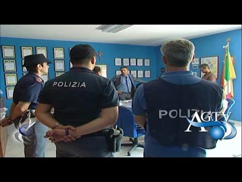 Furti e arresti tra Agrigento e provincia