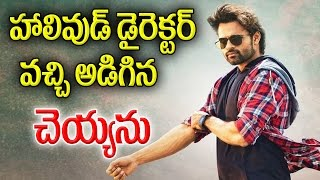 WAtch what Saidharam Tej has to say when he was asked about doing horror genre films...
