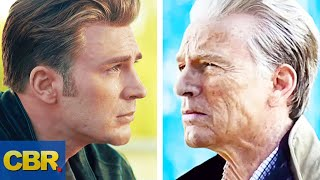 Video There Was Always Two Captain America In The MCU (Avengers Endgame Theory) MP3, 3GP, MP4, WEBM, AVI, FLV Mei 2019