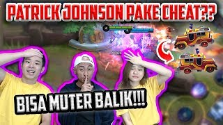 Video JOHNSON PATRICK PAKE CHEAT?? BISA MUTER BALIKK!! MP3, 3GP, MP4, WEBM, AVI, FLV April 2019