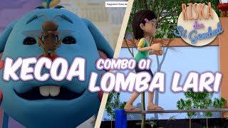 Video Riska dan Si Gembul - Kecoa Lomba Lari - Combo 01 MP3, 3GP, MP4, WEBM, AVI, FLV Agustus 2018