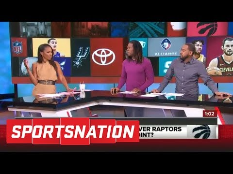 Amin Elhassan doesn't believe Cavaliers beating Raptors was a turning point | SportsNation | ESPN (видео)
