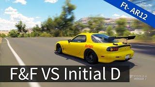 Nonton Forza Horizon 3: Initial D VS Fast & Furious - Round 1 Film Subtitle Indonesia Streaming Movie Download