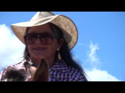 Cavalgada do sitio Gavião no município de Princesa Isabel PB 2019