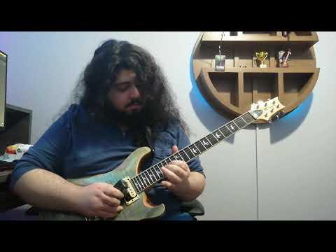 Steven Wilson - Drive Home (Guthrie Govan Solo Cover)