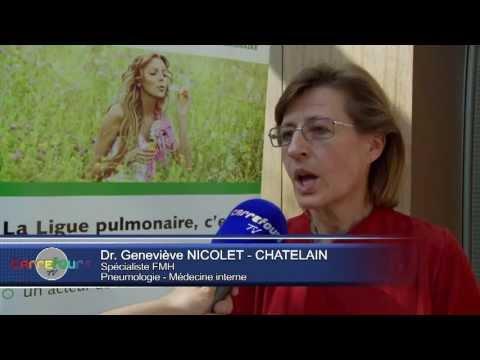 """""""La tuberculose, encore et toujours"""""""