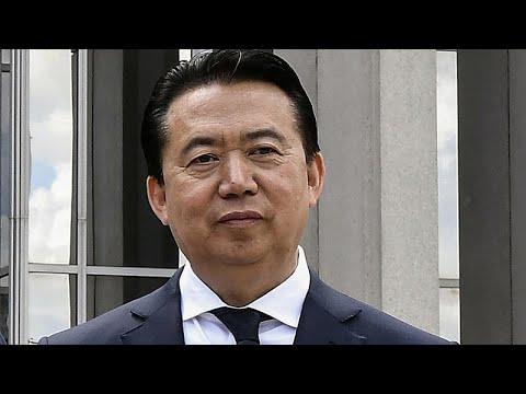 Εξαφανίστηκε ο Κινέζος επικεφαλής της Interpol