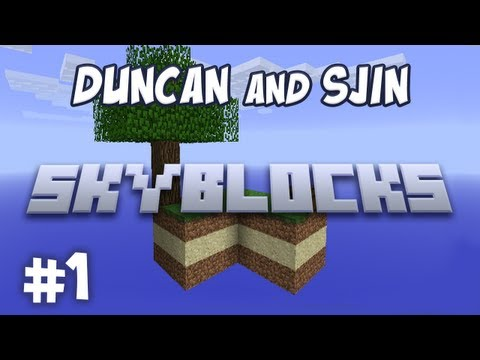 Sky Blocks - Part 1 - Fresh Start