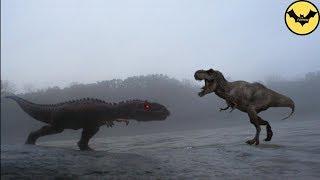 Video 5 Prehistoric Monsters That Could Kill A T-rex. MP3, 3GP, MP4, WEBM, AVI, FLV Juli 2018