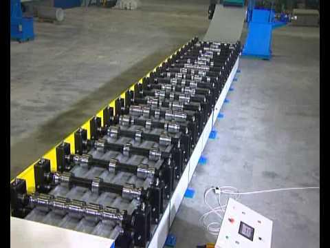 Linija za trapezno profilisanje lima