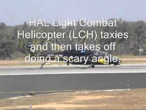 Composite clip of HAL Light Combat...