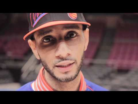 0 Celebrity Feet: Swizz Beats & Amare Stoudemire @ Go NY Go Filming
