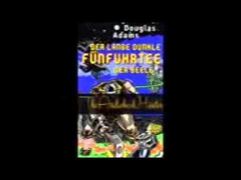 Douglas Adams Hörbuch  Der Lange Dunkle Fünfuhrtee Der Seele Hörbuch