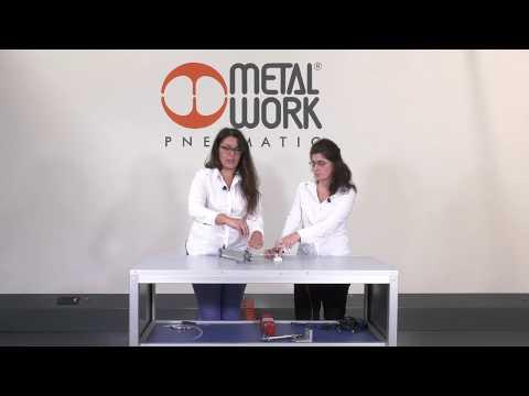 Metal Work Pneumatic - Kit Pneumatic Motion PMR - en