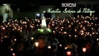 NOVENA A NUESTRA SEÑORA DE FÁTIMA - DÍA 6