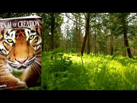Journal of Creation – peer-reviewed cutting edge research