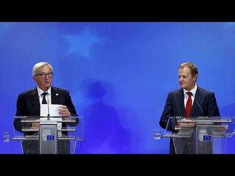 Ντόναλντ Τουσκ: «Πρέπει να διορθώσουμε την πολιτική των ανοικτών θυρών» για τους μετανάστες