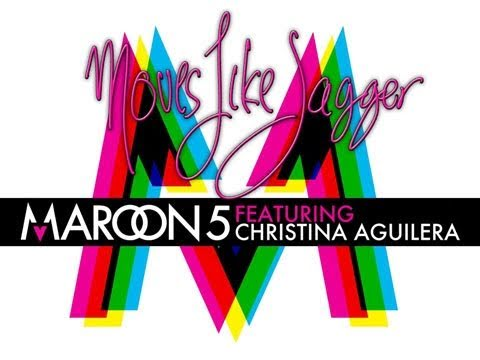 Maroon 5 - Moves Like Jagger ft. Christina Aguilera tekst piosenki