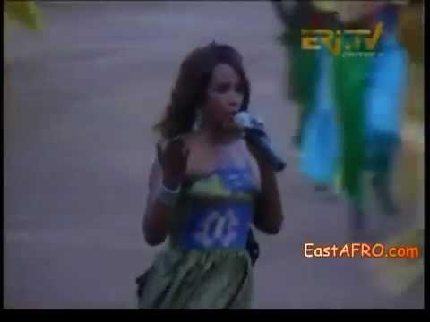 """KIDAN ATINA"" - Faytinga singing Live in Tesseney, Eritrea, May-2012"