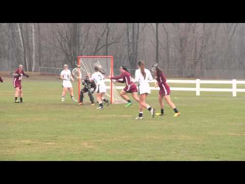 Plymouth Women's LAX vs Rhode Island 4-26