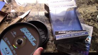 Nonton Fast and Furious blu ray collection limited edition unboxing Film Subtitle Indonesia Streaming Movie Download