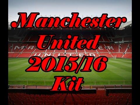 Manchester United 2015/16 Kit | Leaked