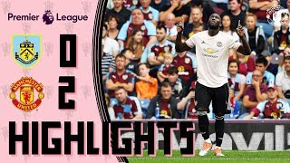 Download Video HIGHLIGHTS | Burnley 0-2 Manchester United | Lukaku Double Gives Reds Victory MP3 3GP MP4