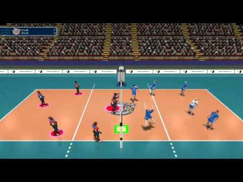 international volleyball 2009 pc