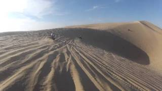 6. Riding Yamaha's 2012 YFZ450R In Glamis