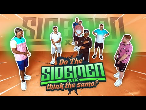 Do all the Sidemen think the same? #4