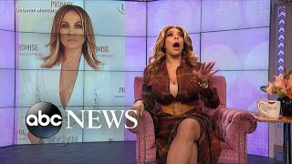 Wendy Williams slams audience member for using phone | ABC News