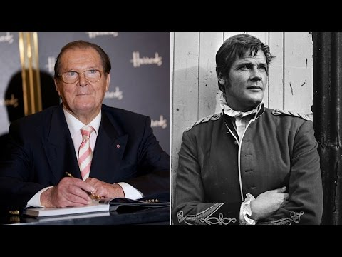 Remembering Late '007' Star Roger Moore