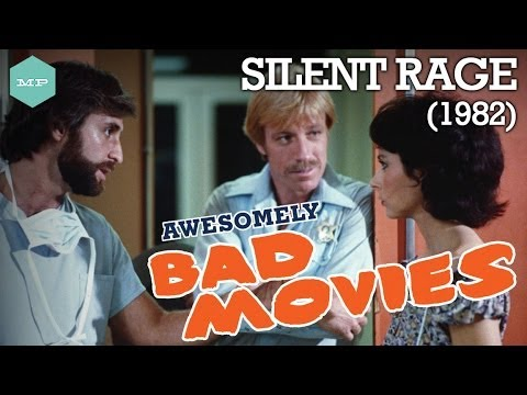 SILENT RAGE (1982) - Awesomely Bad Movies