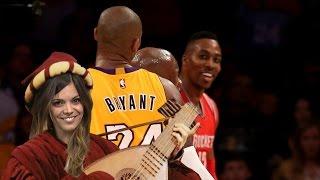 Kobe Bryant Vs. Dwight Howard - SPORTS LIMERICK OF THE DAY