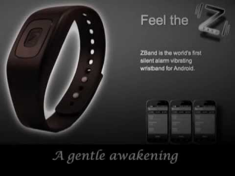 Video of ZBand Silent Alarm