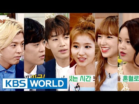 Happy Together - Global Entertainers Special [ENG/2016.07.21]
