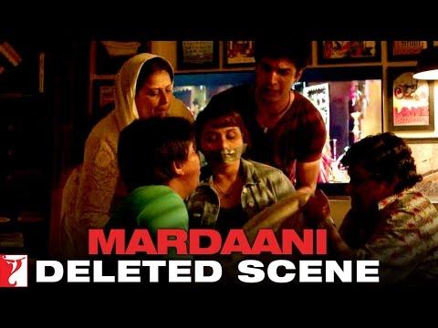Deleted Scene:11 | Mardaani | Shivani Is Captured & Bundled Into A Bag | Rani Mukerji