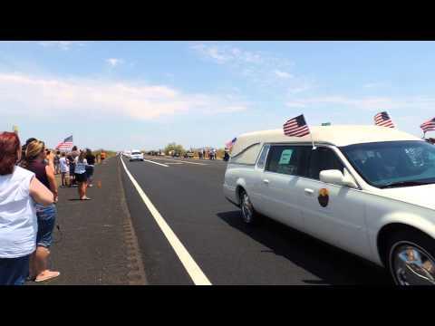 Yarnell 19 (Prescott) hero's heading home