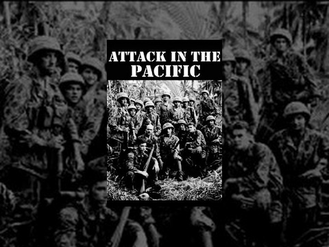 Pacific. - Documentary about world war 2 in the Pacific.