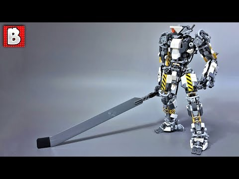 Robot Warrior LEGO Top 10 MOCs