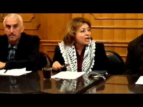 وسام الديس : الشعب الفلسطينى يحتاج الى من يحمية حتى يستكمل مسيرة المقاومة