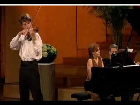 2009   Lorenzo Gatto   Tchaikovsky : Valse Scherzo   Queen Elisabeth Violin Competition
