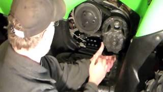 6. How to Reset Belt Light on Brute Force 750 ATV